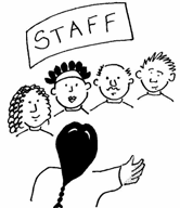 Chapter 9 About our staff Telling us what to do The people with learning difficulties involved in this research talked about how staff can tell us what to do, or order us about.