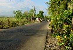 Negros Study Road, Philippines Negros Control Site Access, Philippines ferent.