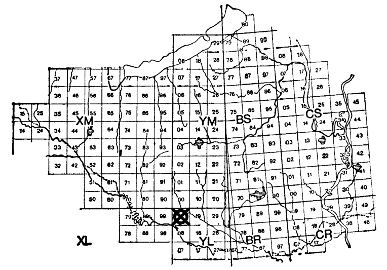 GEOGRAPHICAL DISTRIBUTION OF TABANIDS 195 7-3. Fig.