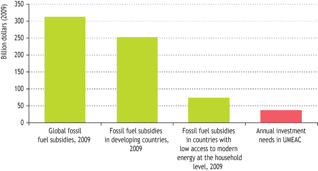Page 28 Spotlight: Are fossil fuel subsidies in developing countries crowding out investments that would expand energy access?