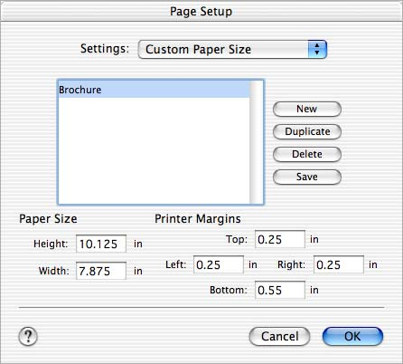 Creating Print-Ready PDF Files 20 The custom page size that you define becomes the default PostScript custom page size until you change it.