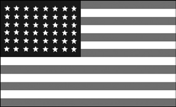 HANDOUT FLAG TIMELINE from 1795 to 1818. It inspired Francis Scott Key to write The Star-Spangled Banner during the bombardment of Fort McHenry in 1814.