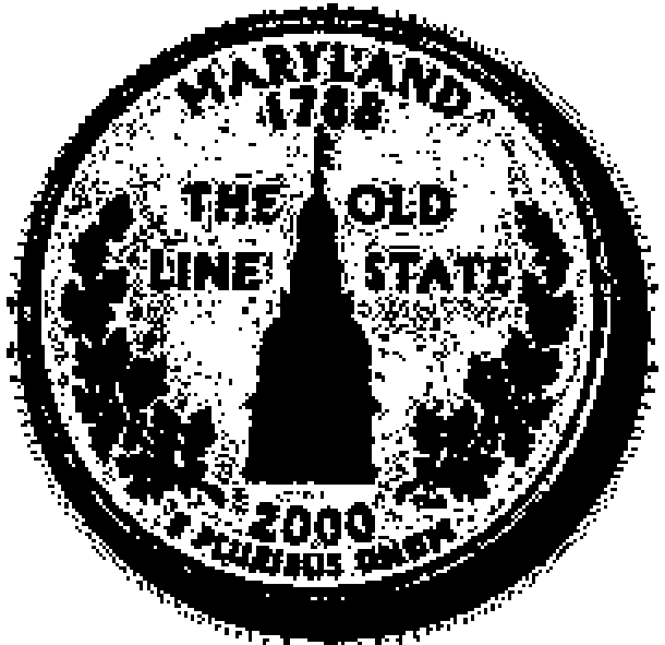 "The Maryland quarter's reverse highlights the striking Maryland Statehouse surrounded by White Oak leaf clusters and the nickname ""The Old Line State."