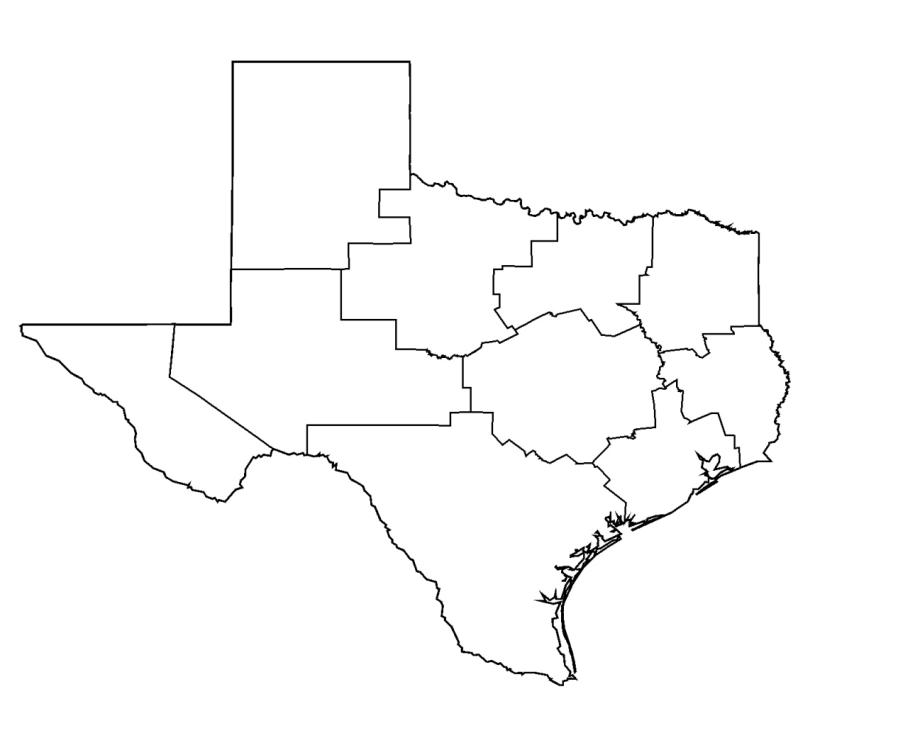 There are wide disparities in the distribution of veterinarians across Texas.