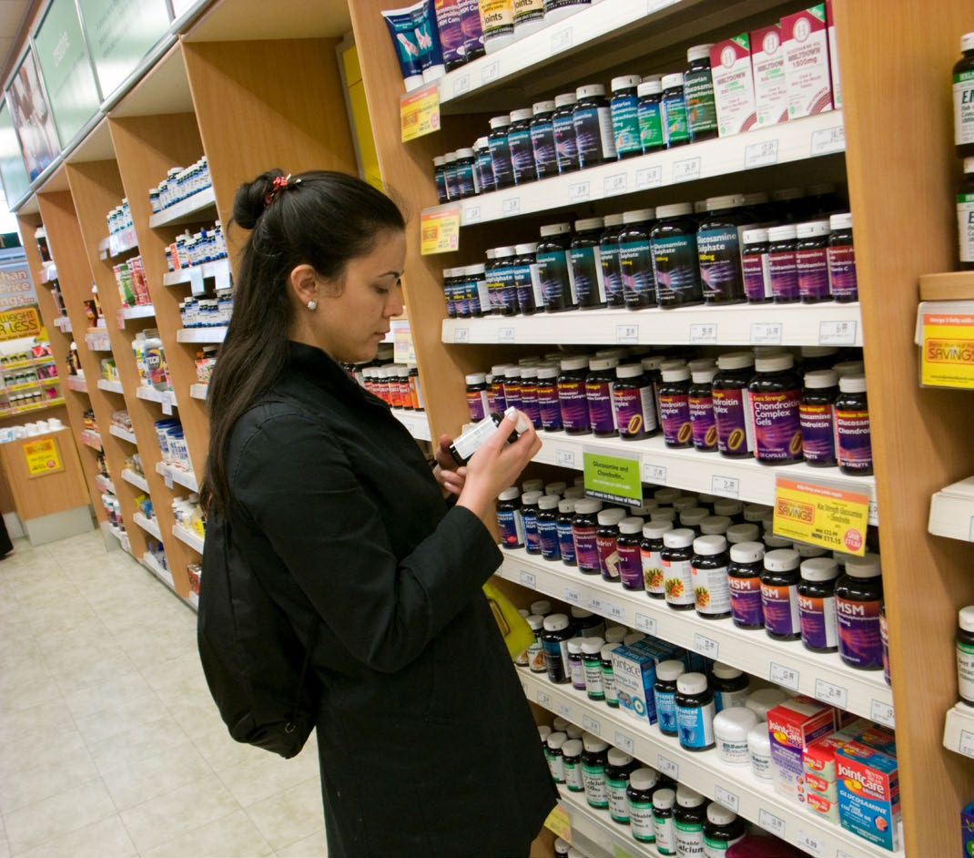 I deal with many patients who are led by clever marketing or packaging to spend huge amounts of money on so-called health supplements and products for which there is no evidence, and which do nothing