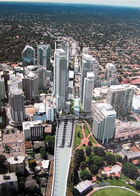 Chatswood Value Transfer PPP There can be a significant source of funding for required rail infrastructure through Value Transfer PPPs as in the very successful Chatswood Transport Interchange PPP.