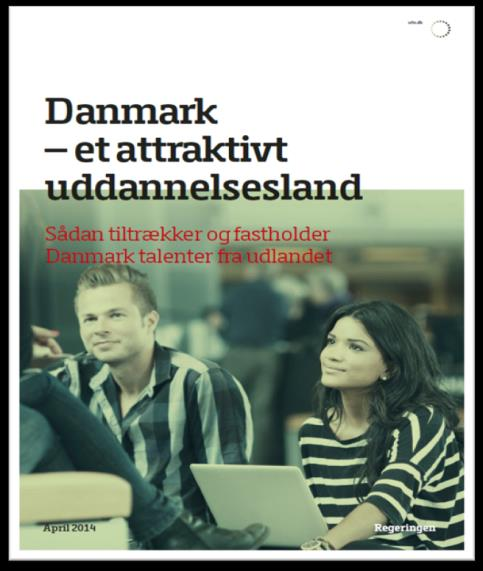 Part two - Incoming mobility: Denmark an attractive study