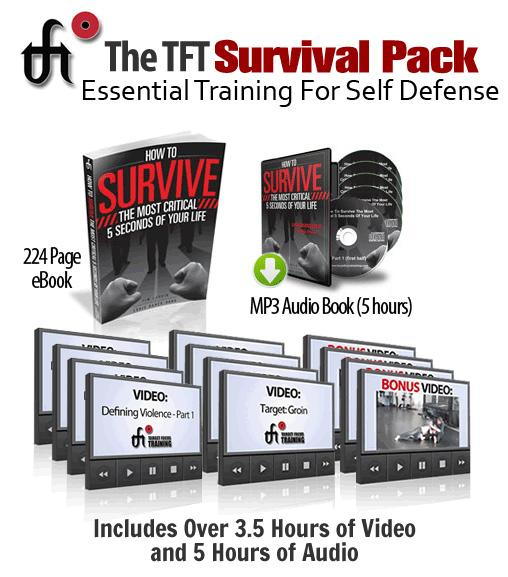 To Learn More... Excited to learn more? The easiest & quickest way to ground yourself in the basics of Target Focus Training is with our new TFT Survival Pack training program.