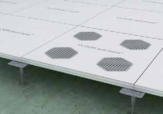 Expansion joints Expansion joint profiles, which are adapted to each application, are used structurally to absorb both horizontal deflection and vertical weighing down of the system.