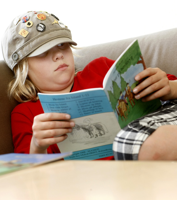 6 LANGUAGE AND READING A JOINT RESPONSIBILITY READING AND UNDERSTANDING It is important that your child understands the contents of the text when reading.