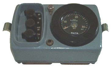 DEPTH FINDERS Hecta Description: Transistorised echo sounder Date Introduced: 1958 Date
