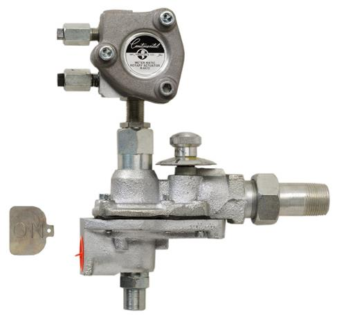 Comes with 4 orifices to match your typical application rates Now available in a vertical or horizontal mounting configuration Configured with Raven flow meter & control valve RVN SUPERFLOW RVN