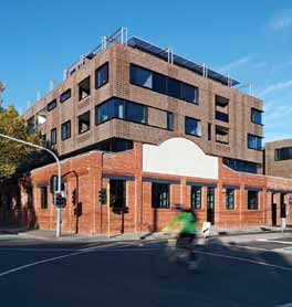 Gipps Street, Abbotsford Common Equity Housing Ltd (CEHL) completed an innovative mixed social and private housing development in Gipps Street, Abbotsford.