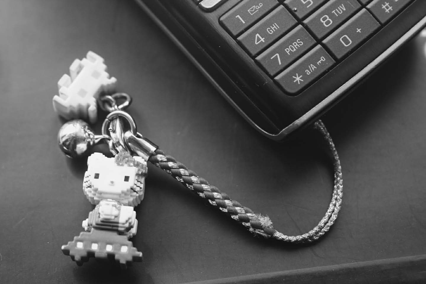 252 New media in everyday life CASE STUDY 4.1: The mobile phone: gadgets and play 4.6 Hello kitty!