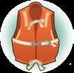 Required Equipment Aboard Vessels (For Personal Watercraft requirements - see page 62) Life Jackets Every vessel including canoes, kayaks and row boats operated in NYS must have on board one USCG