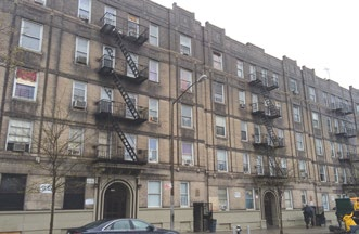 Case Study: Rehabilitation of Financially and Physically Distressed Buildings Bronx College Avenue Multifamily Rehabilitation These three buildings along College Avenue in the Bronx were considered