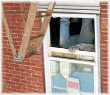 Chapter6 YourRighttoSafeand Decent Housing TENANTS FREQUENTLY COMPLAIN THAT their landlord will not repair such things as windows, locks, toilets, faucets, and heating systems when these break from
