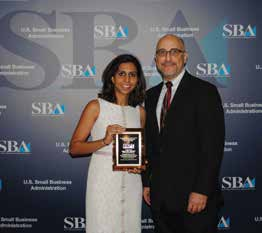SUCCESS S T O R Y NJDO Small Business Person of the Year 2014 Award Winner Kiran Gill, President Pars Environmental, Inc. 500 Horizon Dr #540 Hamilton Township, NJ 08691 609-890-7277 http://www.