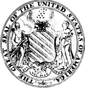 of Philadelphia. A young lawyer with artistic skill and well versed in heraldry, he became a central figure in the seal s refinement.