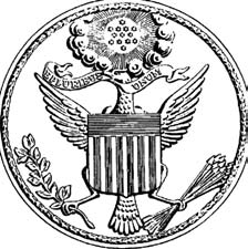 Meaning of the Seal Symbolically, the seal reflects the beliefs and values that the Founding Fathers attached to the new nation and wished to pass on to their descendants.