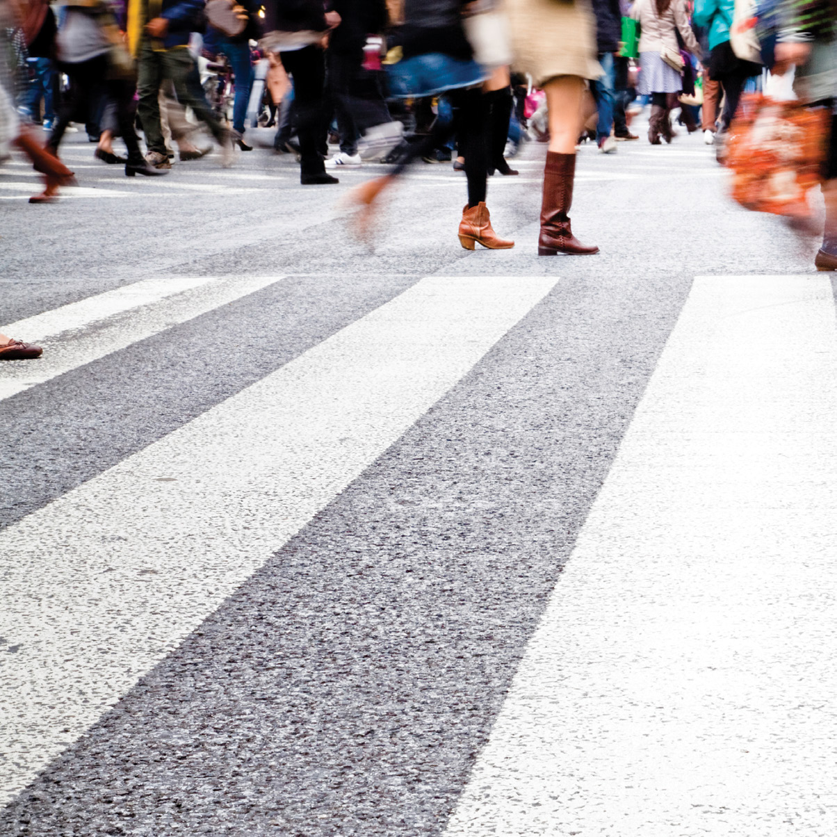 36 Foot Traffic Ahead: Ranking Walkable Urbanism in America s Largest Metros The George