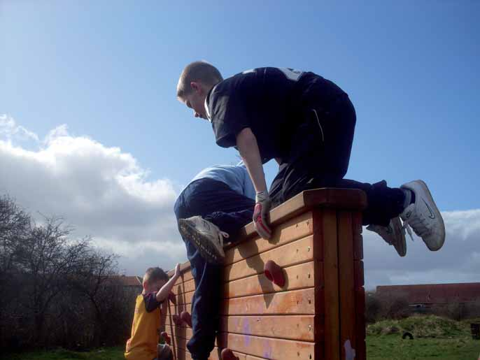 2 Methodology for the qualitative research Image: Gainsborough Adventure Playground Association The qualitative research consisted primarily of in-depth analysis of six case studies exemplifying good