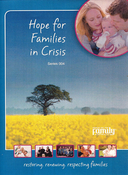 ces resources resources 49 Hope for Families in Crisis No family is immune from all of life s difficulties.