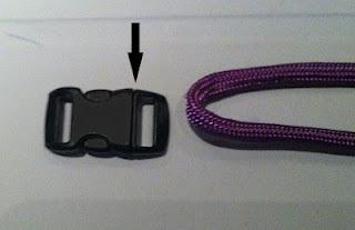 What You Will Need to Make a Paracord Survival Bracelet: 550 lb.
