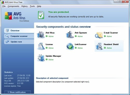 Anti Virus, Firewalls & Updates (2) In Simple terms Anti Virus is software used to prevent, detect, and remove malware, including computer viruses, worms, and trojan horses.