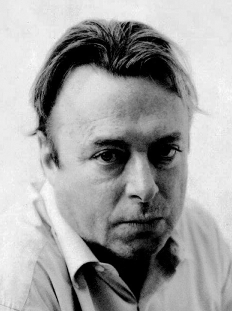C H R I S TO P H ER H I T C H ENS Christopher Hitchens No, but it should. Christopher Hitchens is the author of God Is Not Great and the editor of The Portable Atheist.