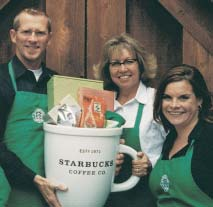 CSR Fiscal 2002 Annual Report 23 Partner Recognition Starbucks believes our partners are special people doing remarkable things.