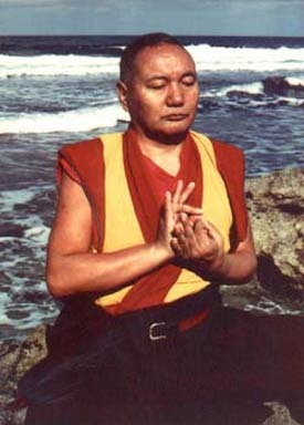 Lama Yeshe Wisdom Archive Make Your Mind an Ocean Aspects of Buddhist