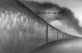 GULAG: SOVIET PRISON CAMPS AND THEIR LEGACY DAY THREE 39 NAME MEMORY by Alexander Faldin, 1987.