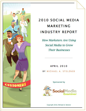 This 50-page report contains easy-to-digest insights into how marketers are currently using social media and their future plans.