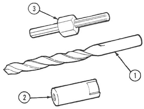 TYPES AND USES SCREW EXTRACTORS TAP EXTRACTOR Screw extractors are used to remove broken screws without