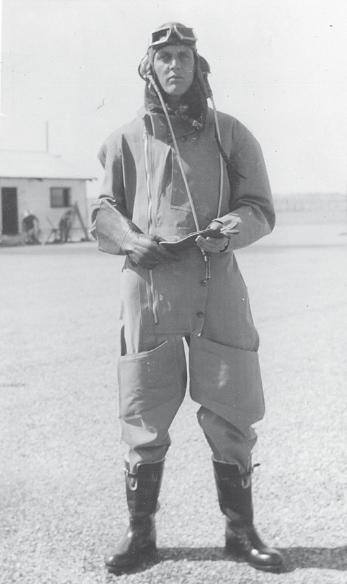 Bill Murphy fought with the RAAF during the Second World War.