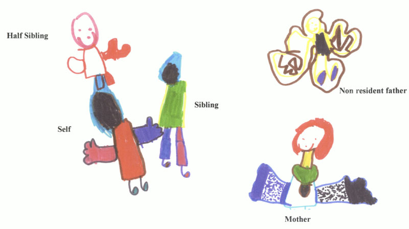 in a complex stepfamily Figure 4