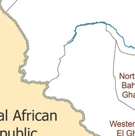 Concordis International Sudan Report Chapter 1.0 South Darfur / Western Bahr al Ghazal 31 2.0 Drivers of conflict 2.