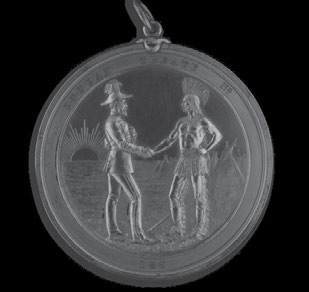 To Christianize and Civilize: Canada s Residential Schools 7 The Canadian government distributed these medals at the signing of treaties with the Aboriginal people of the plains.