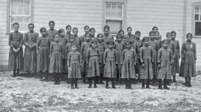 68 Truth & Reconciliation Commission Life was difficult for the teachers and the Métis students at the Île-á-la-Crosse school in the 1870s.