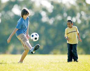 School Aged: 6 years old and older Recommended Limit Not Recommended Daily, school aged children need: At least 60 minutes of physical activity, Aerobic as well as age-appropriate muscle- and