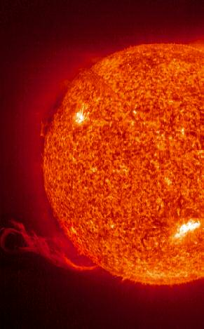 GEE WHIZ! FACTS ABOUT THE SUN 1. The Sun is just one of 100 billion stars in our galaxy, the Milky Way. 2. Only about a billionth of the total energy emitted by the Sun reaches Earth. 3.