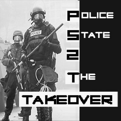 POLICE STATE: THE TAKEOVER (item 03) Alex Jones exposes the problem-reaction-solution paradigm being used to terrorize the American people into accepting a highly controlled and oppressive society.