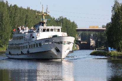Take a Cruise on Lake Saimaa or to Vyborg, Russia, in the Summer of 2015 15 The stunning waterways of Lake Saimaa are a fantastic experience.
