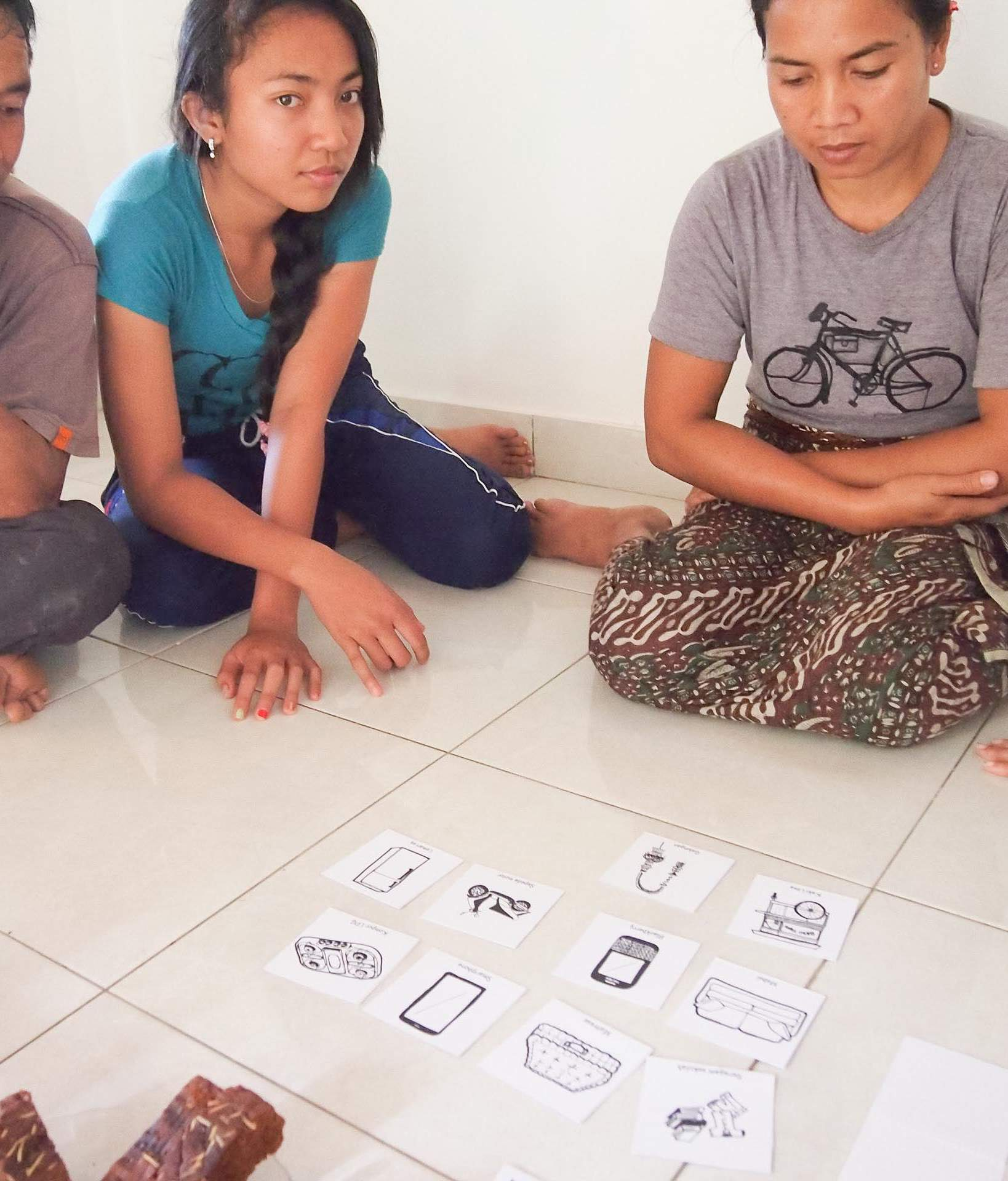 Section 03 / hcd in action READ MORE Indonesia: