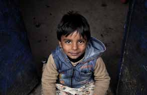 Child in Islamabad (Photo: UN) and put regulatory mechanisms into effect.
