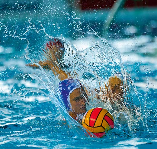European Water Polo CHAMPIONSHIPS Women s Medal table w o m E N Hungary versus France in the 2008 European Women s Championships in Malaga(Photo: