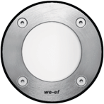 ø 65 Part ID Light source lm* Lm [cd/m 2 ] kg ETC109 185-1557 4 LED 0,5W white 13 3787 0.5 185-1558 4 LED 0,5W red 18 4951 0.5 185-1559 4 LED 0,5W green 15 2759 0.