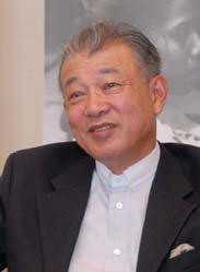 Yohei Sasakawa Yohei Sasakawa is Chairman of The Nippon Foundation, a private, non-profit foundation established in 1962 for the purpose of carrying out philanthropic activities, using revenue from