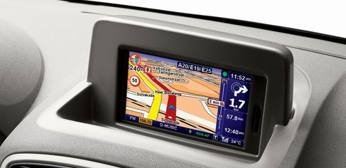 TomTom sat-nav There s more to the in-car experience than the driver and more to it than the driving the automobile and the drive are a romantic and aspirational experience after all.